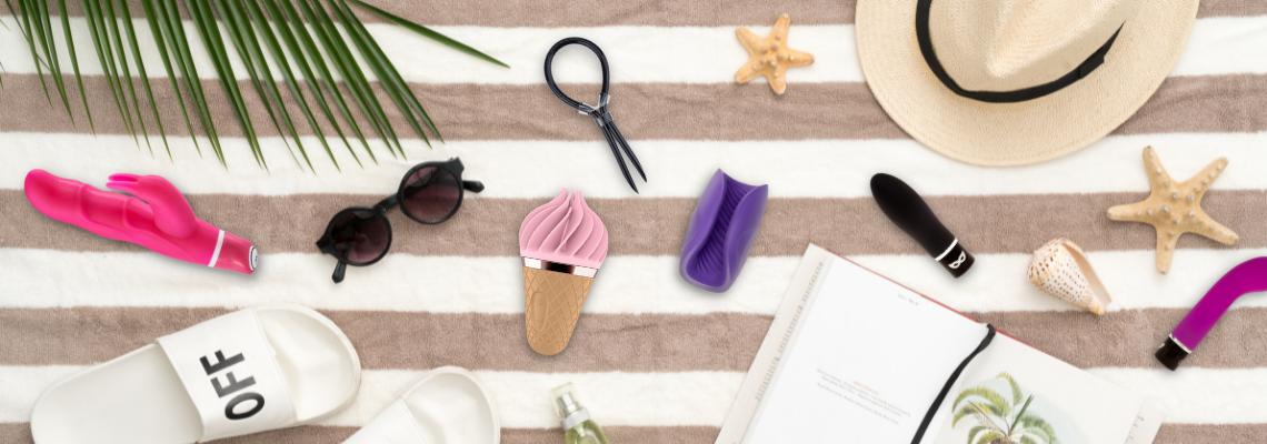 Blog de 10 leukste mini sextoys voor op reis